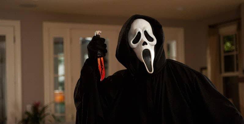 ghostface mask from scream