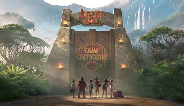 jurassic world camp cretaceous poster