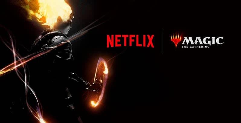 netflix magic the gathering series