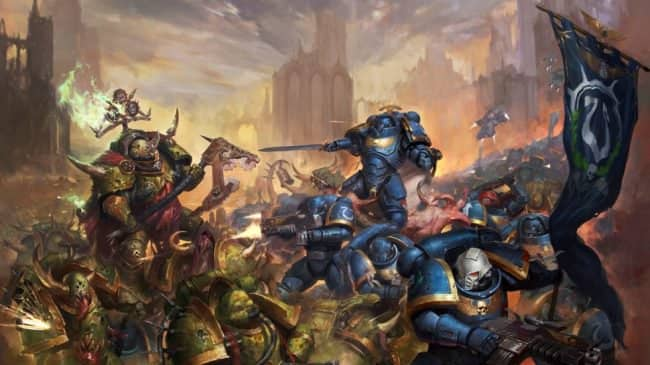 igor sid 13 ultramarine vs plague marine box cover