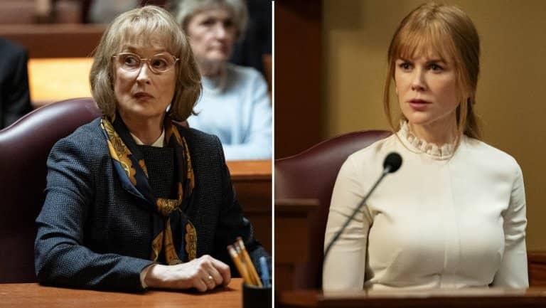 Wielkie Kłamstewka sezon 2 Meryl Streep Nicole Kidman