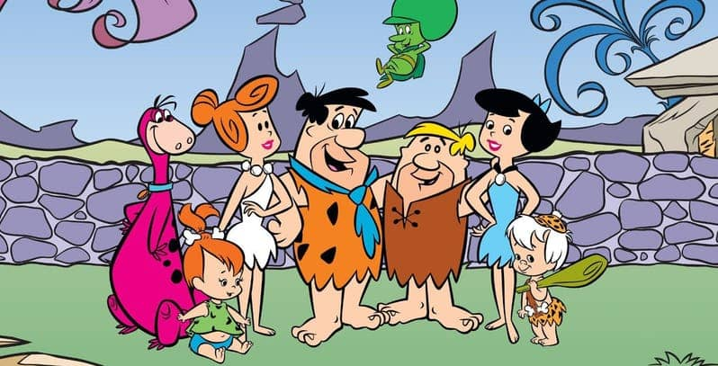 the flintstones header image