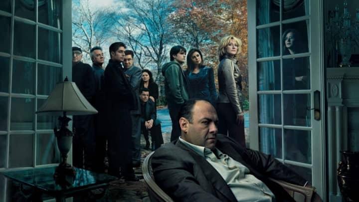 Rodzina Soprano mafia