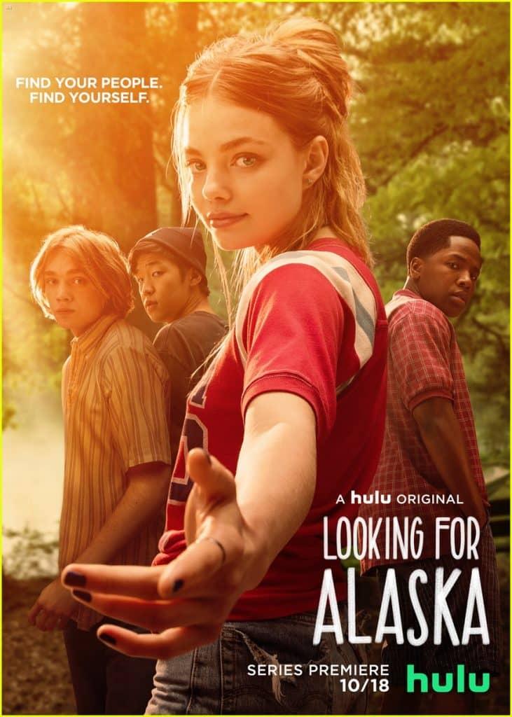 looking alaska official poster 01
