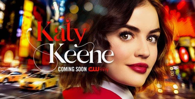 lucy hale in katy keene banner