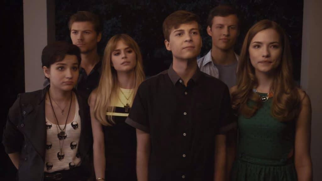 scream tv series cast