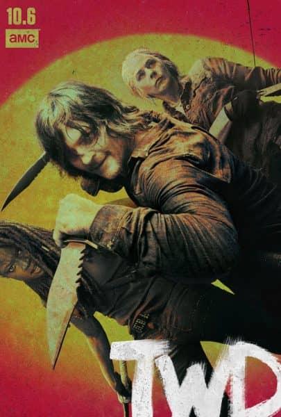 walking dead season 10 poster