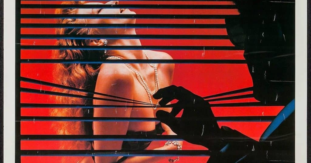 body double american poster 1