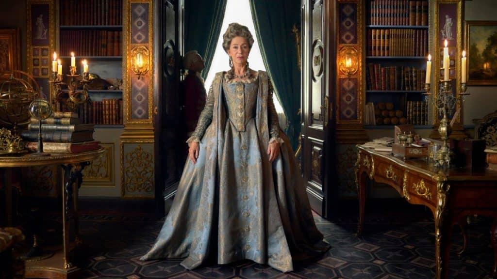 Katarzyna Wielka HBO, seriale historyczne
