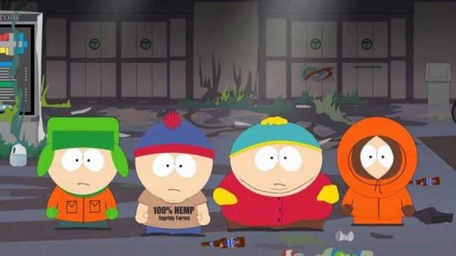 Seriale, które mają więcej niż 10 sezonów - South Park