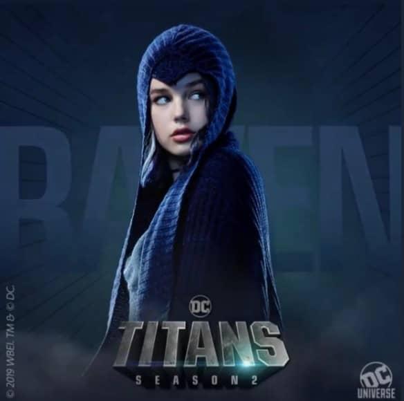 titans raven 1
