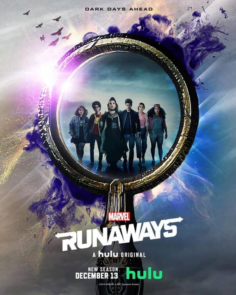 marvels runaways season 3 poster
