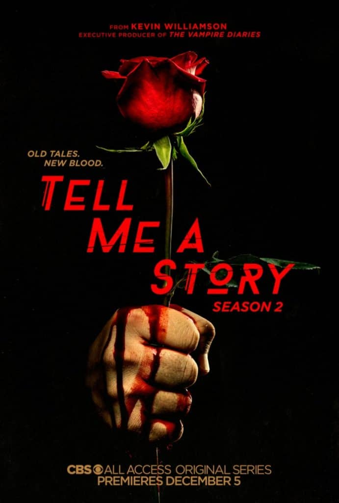 tell me a story season 2 key art poster
