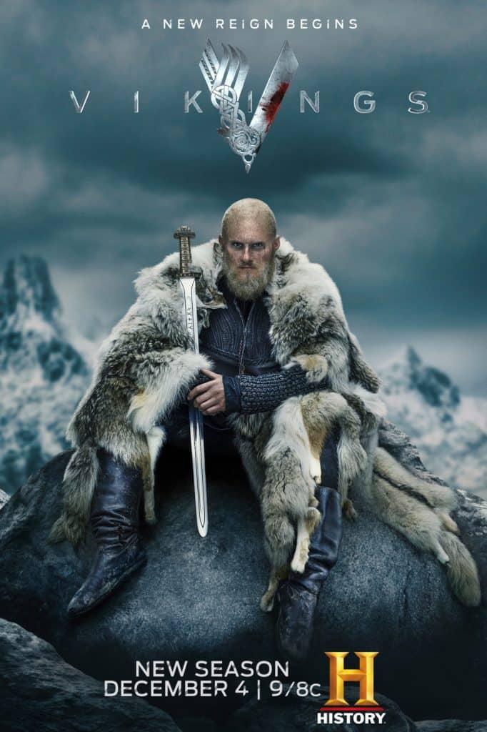 vikings season 6 key art poster