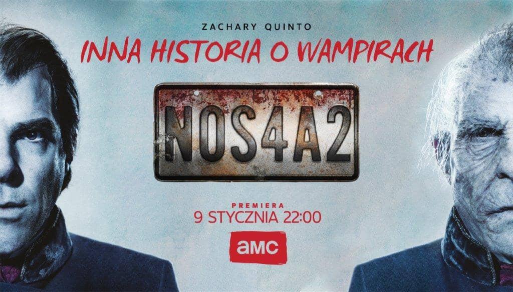 nos4a2 amc plakat do serialu