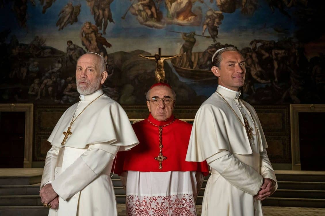 new pope cover