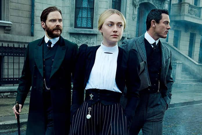 alienist angel of darkness extended trailer