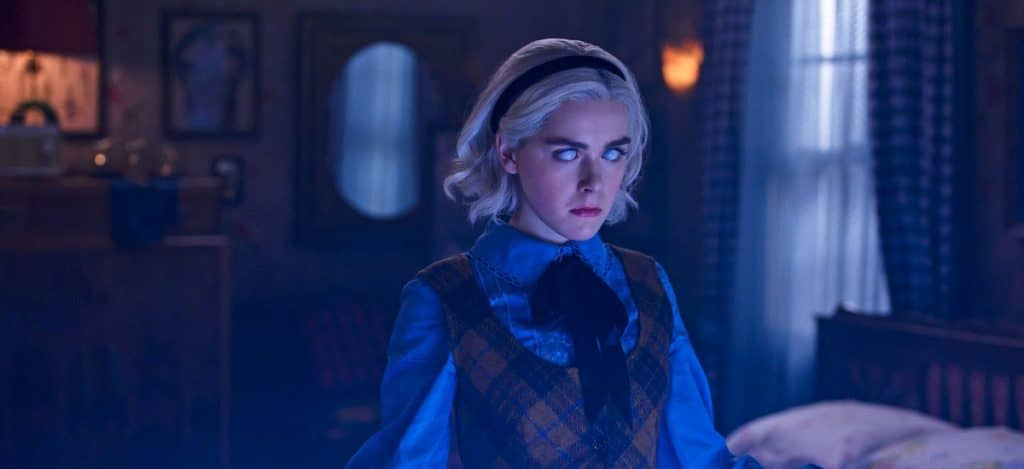 chilling adventures of sabrina netflix nowosci