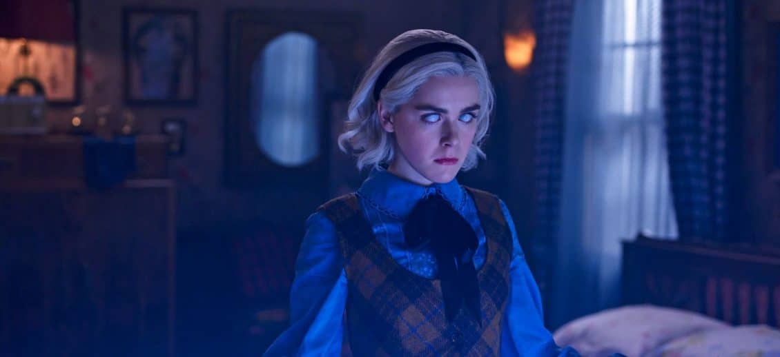 chilling adventures of sabrina netflix nowosci scaled