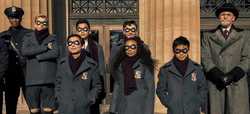 netflix zapowiada drugi sezon umbrella academy premiera serii w lipcu 1024x469 1