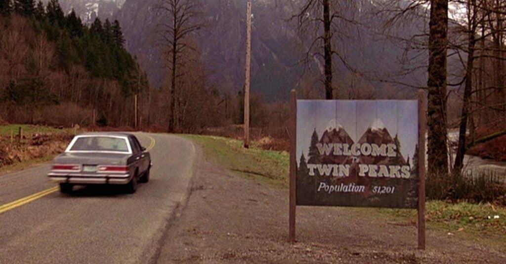 Twin Peaks - najlepsze seriale z tajnymi agentami