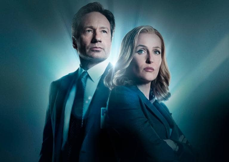 the x files theme song dw