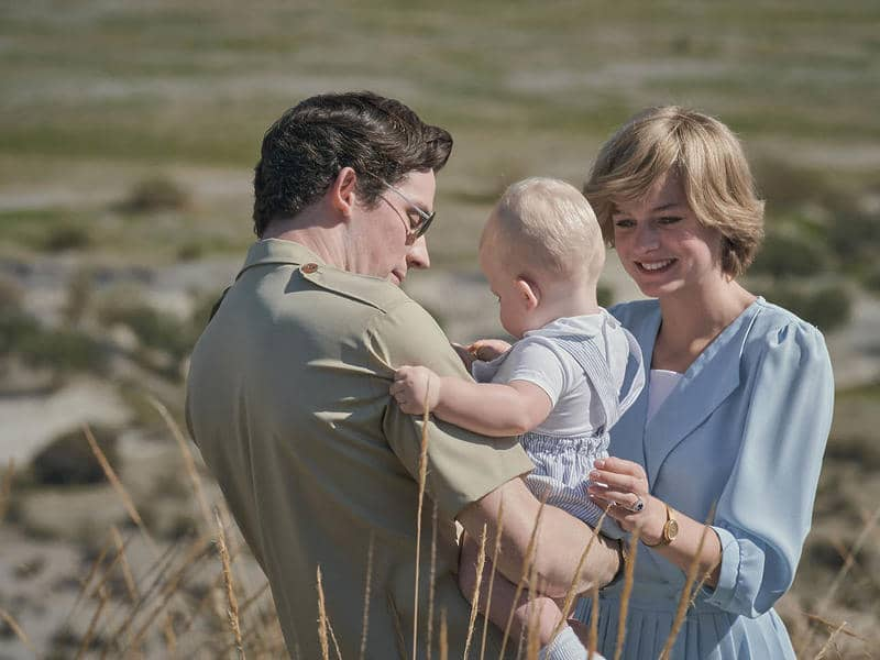 recenzja 4 sezonu The Crown - Diana i Karol