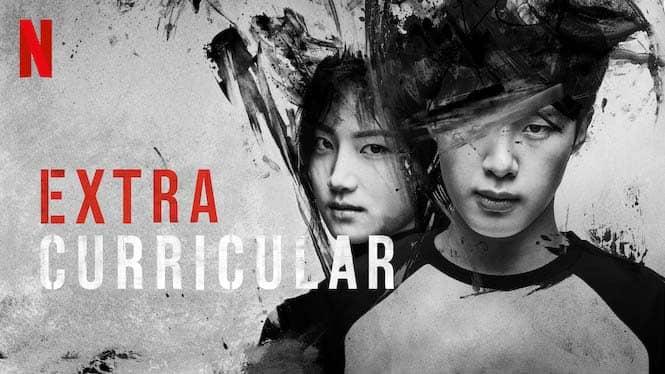 Azjatyckie seriale Netflix - Extracurricular