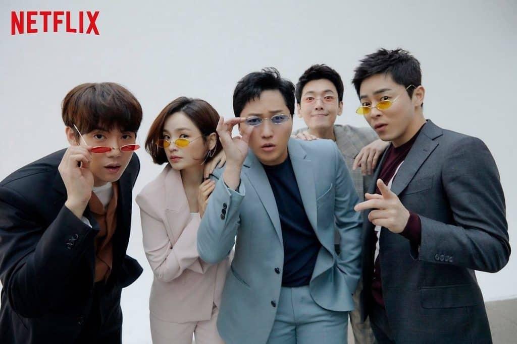 Azjatyckie seriale Netflix - Hospital Playlist