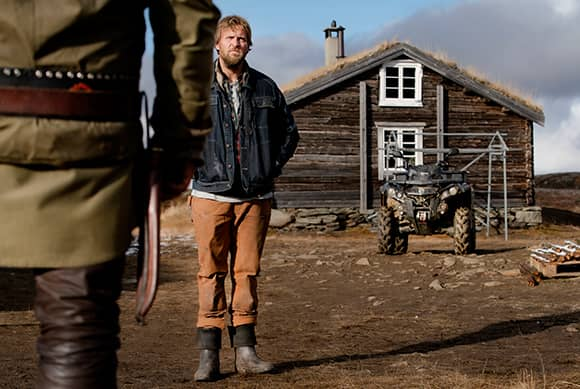 witamy w utmark norweski serial hbo europe