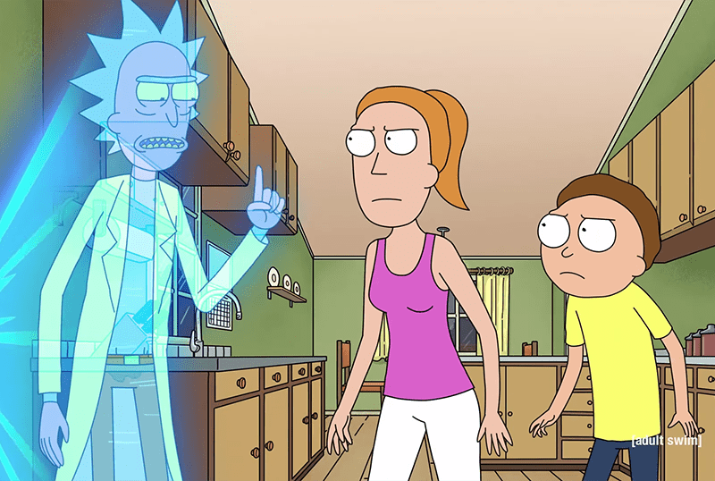 official trailer rick and morty season 5 adult swim 0 53 screenshot
