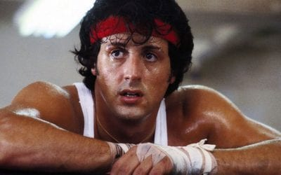 Sylvester Stallone myśli nad serialowym prequelem Rocky'ego