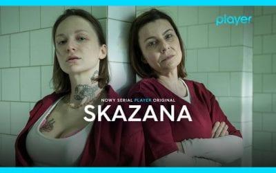 Skazana – Agata Kulesza gwiazdą nowego serialu Player Original