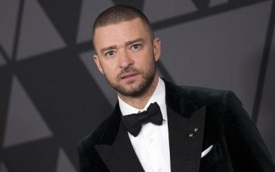 Justin Timberlake w serialu Apple TV+ Confessions of a Dangerous Mind