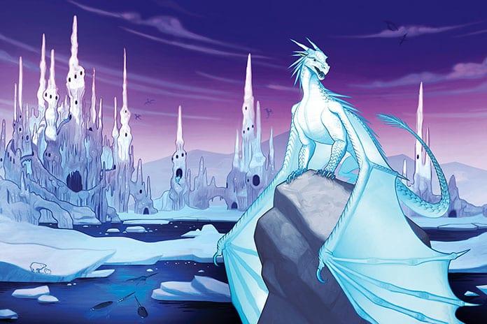 netflix sets duvernays wings of fire