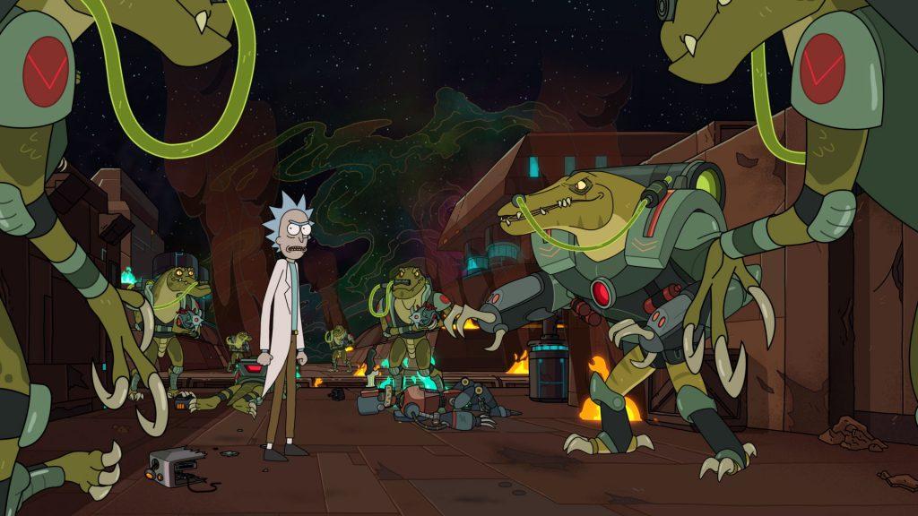 rick and morty sezon 4