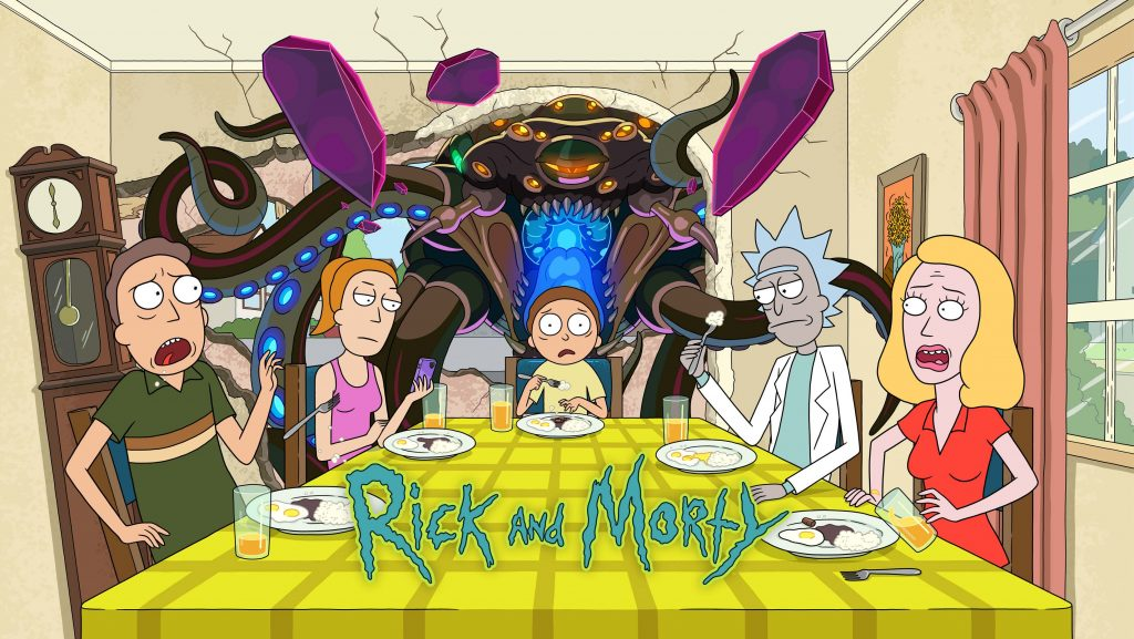 rick and morty sezon 5