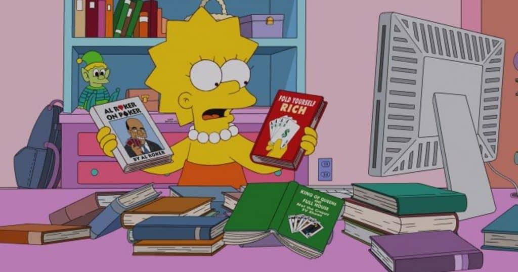 simpsonowie - oryginalne hobby serialowych bohaterów