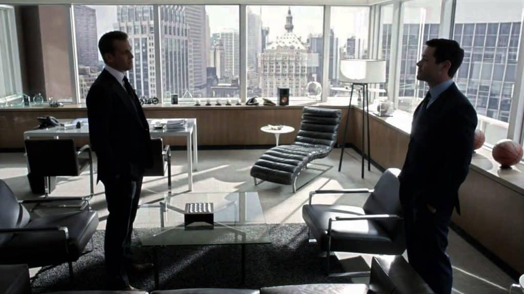 suits - seriale z Nowym Jorkiem w tle