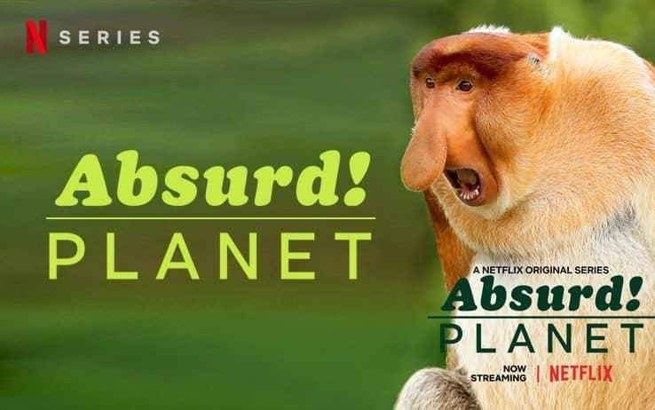 absurd planet plakat