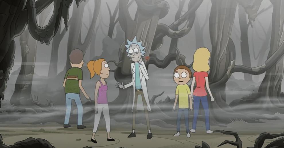 Rick and Morty - najzabawniejsze seriale