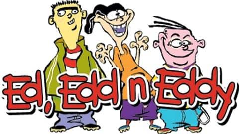 Kreskówka Ed, Edd i Eddy