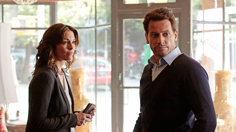 forever tv review abc