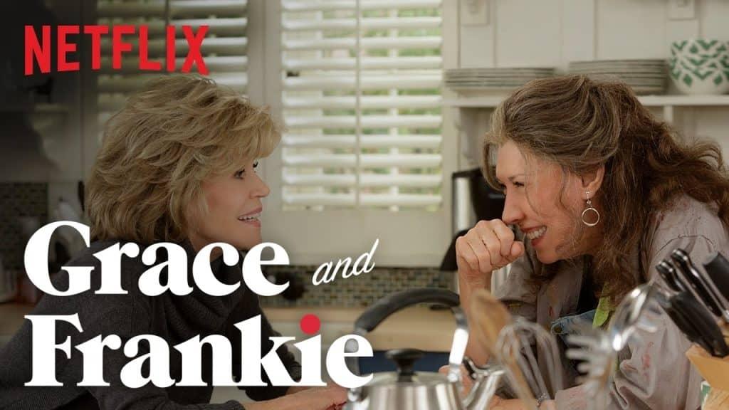Grace i Frankie - najzabawniejsze seriale
