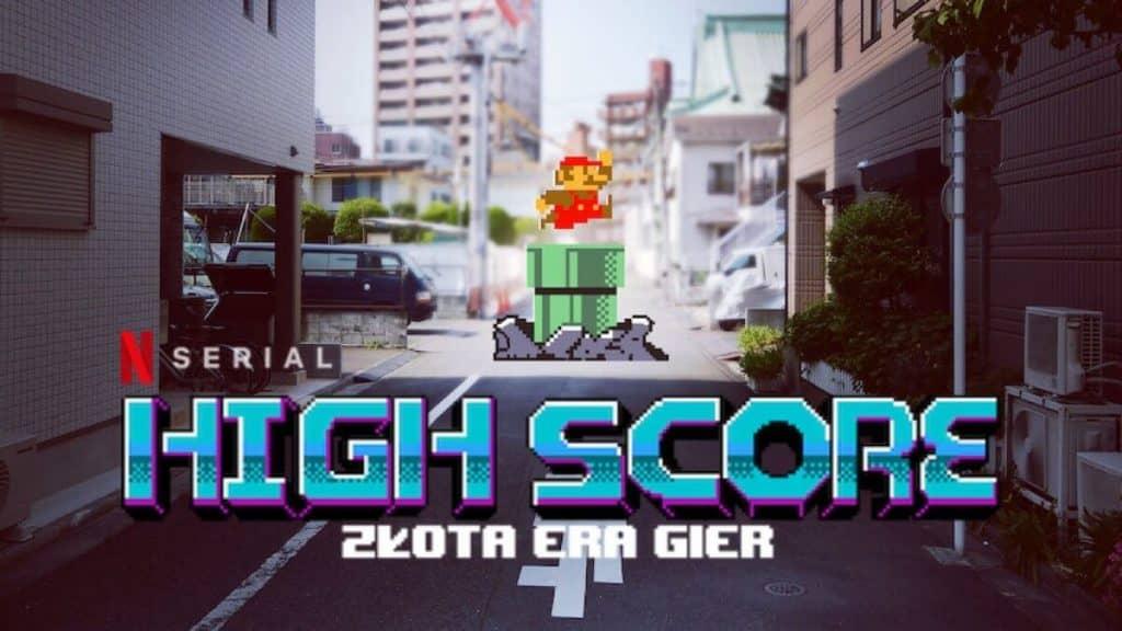 Dokumenty Netflixa - High Score Złota Era gier