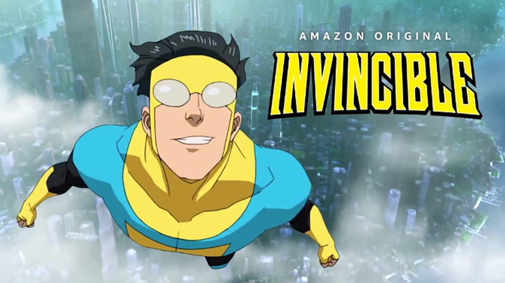 invincible - seriale o superbohaterach