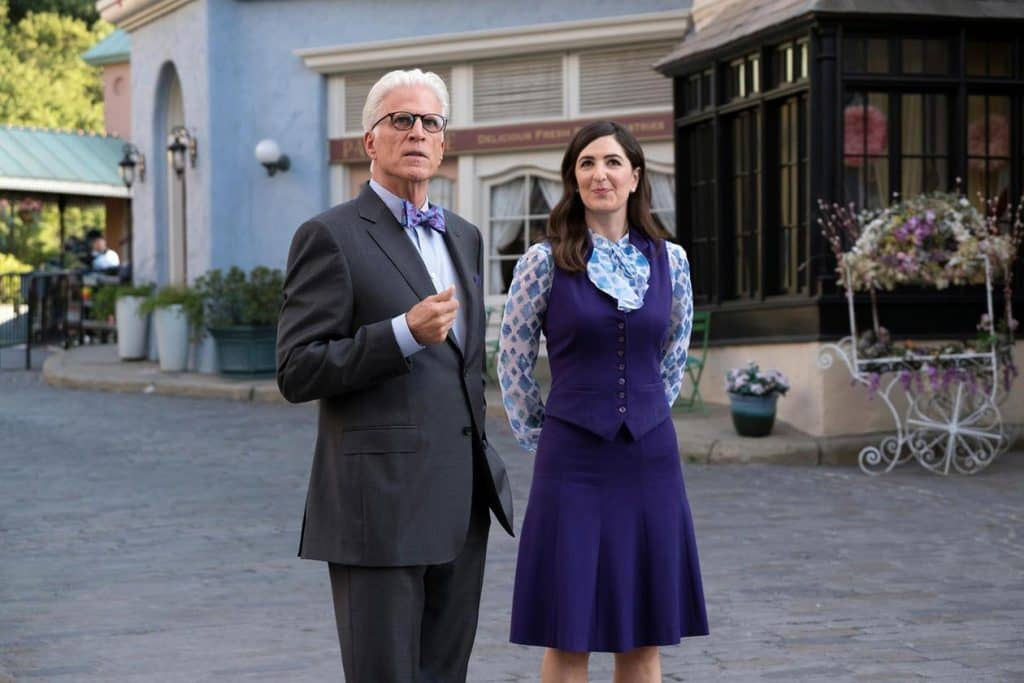 the good place season 2 episoe 7 janet and michael a
