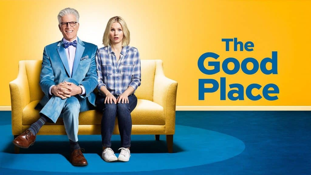 the good place - najzabawniejsze seriale