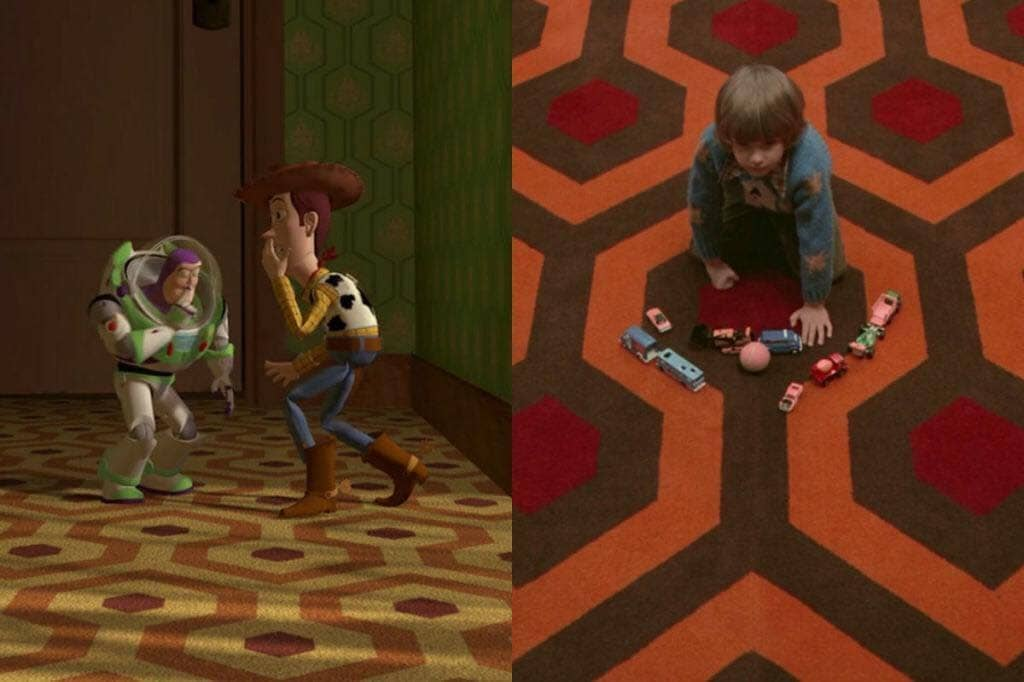 toy story easter egg