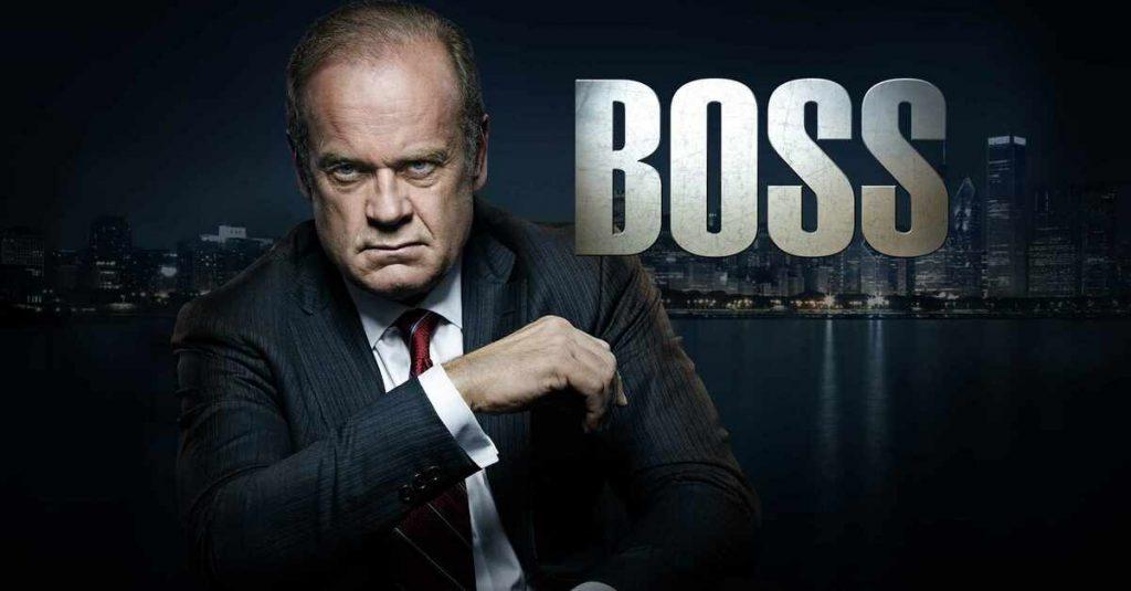 boss - seriale polityczne